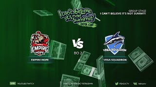 [RU] Empire Hope vs Vega | Bo2 | I Can't Believe It's Not Summit! by @Tekcac