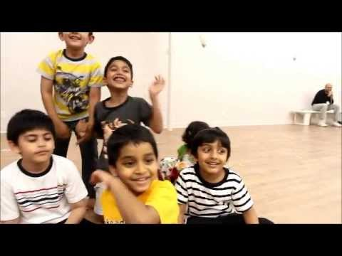 Monsoon Dance: Bollywood Kids Classes- Students And Performance video