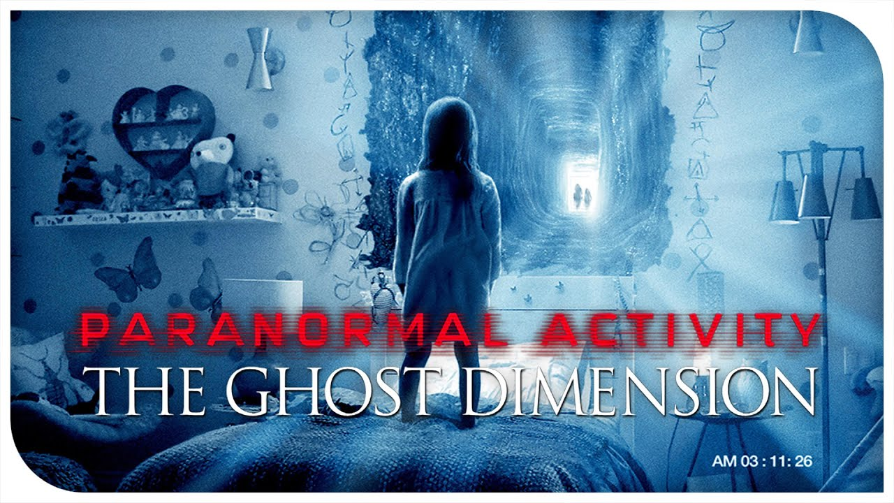 Paranormal actiivity the movie