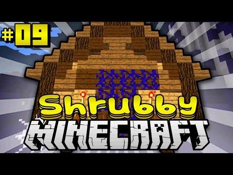 DAS SELTSAMES HAUS?! - Minecraft Shrubby #09 [Deutsch/HD]