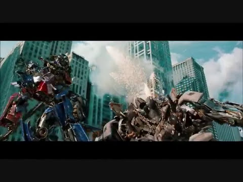 Transformers 3 Megatron's death (how it should of been)