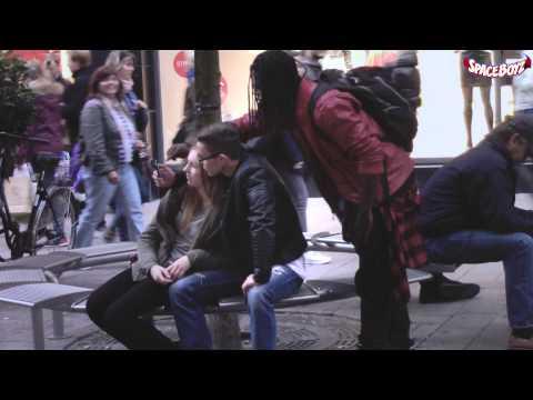 Michael Jackson Thriller PRANK - Zombie Invasion
