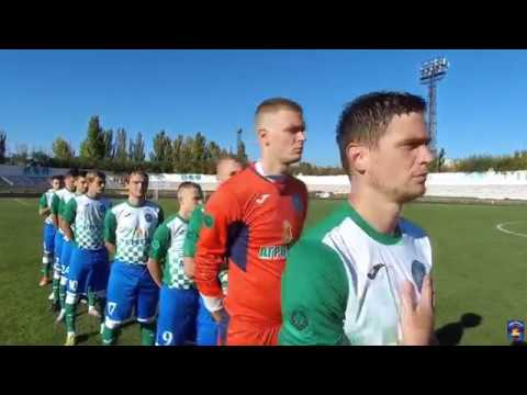 ФК Нікополь - МФК Кристал Херсон 0-5. Голи
