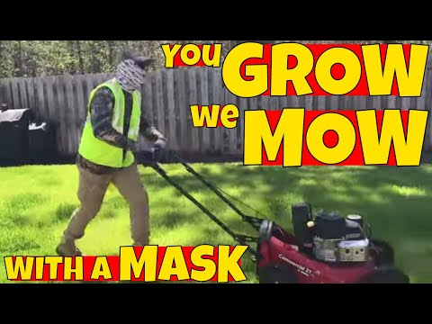 Lawn Mowing / Grass Cutting