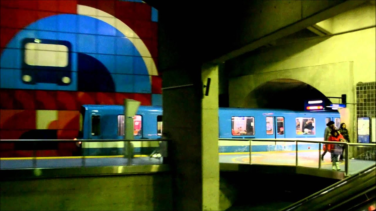 Montreal stm metro action jean talon station youtube for Meubles montreal jean talon