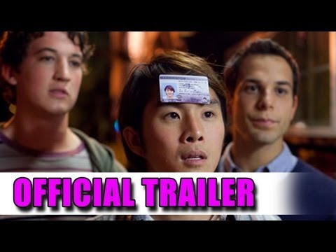 21 & Over Official Trailer (2013)