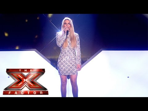 Louisa Johnson sings Forever Young (Winner's Song)   The Final Results   The X Factor 2015