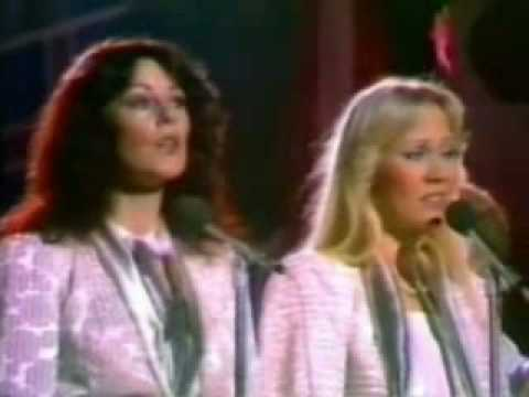 Abba   chiquitita  (live) video