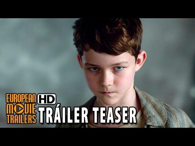 PAN Viaje a Nunca Jamás Tráiler teaser en español (2015) - Hugh Jackman HD