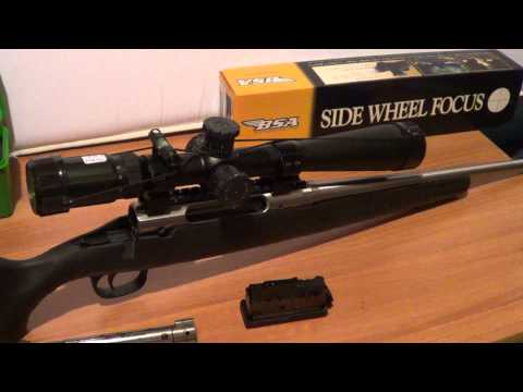 Savage Axis 223 Rem. review