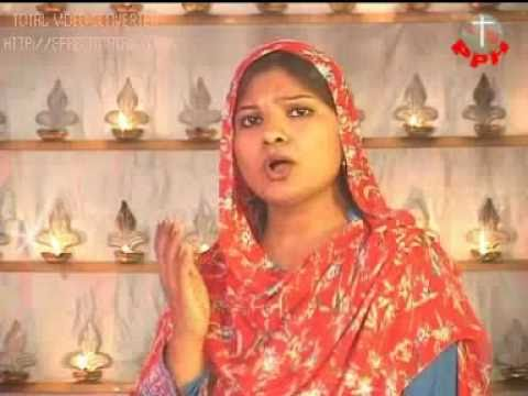 Urdu Religious Geet A Nice Christmas Song (masih Ki Aaj Wiladat...)by Farzana Pundhar video