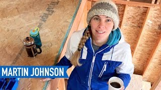 IT IS THE LOVE LOFT BABY! | Off Grid Cabin Build #46