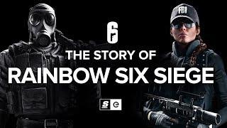 The Story of Rainbow Six Siege
