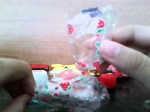 Homemade Squishy Collection 2014 : Homemade Squishy Collection Part 1 :D - YouTube