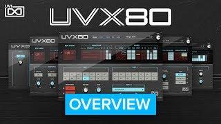 UVI UVX80 | Overview