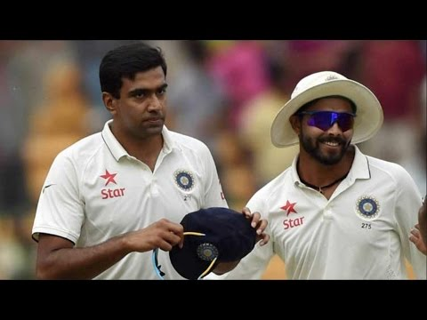 ICC Test All-Rounders' Rankings 2015  | R Ashwin & Ravindra Jadeja In Top 5