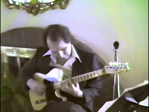 Most Beautiful Guitar Playing EVER - Ted Greene 4 Song Medley