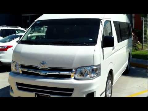 TOYOTA HIACE 15 PAS 2012.MP4