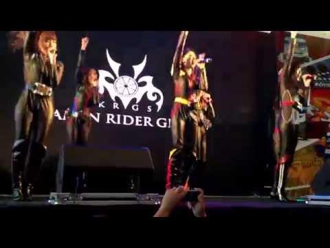 140509 Let's go Rider Kick 2011 - 仮面ライダーGIRLS (Kamen Rider Girls)