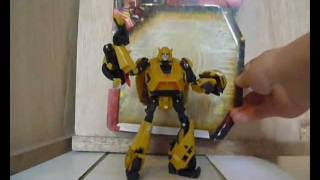 (FRENCH) Review Cybertronian Bumblebee WFC/Generations