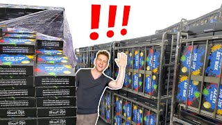 I CAN'T BELIEVE WE DID THIS!!! - Biggest Jazzy Art Box Haul EVER!!