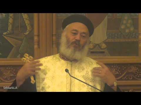 Preperation for Pascha Week (Arabic Sermon) - Fr Raphael Hanna