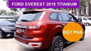 Ford Everest 2019 Titanium 2.0L 4x2 AT Màu Đỏ, Có Đáng Đồng Tiền Bát Gạo?