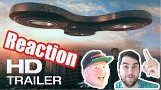 Wieso kommt er nicht ins Kino? | Julien Bam Fidget Spinner der Film reaction HD Trailer