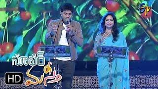 Pacchabottesina Song | Karthik, Sunitha Performance | Super Masti | Bhimavaram | 19th March 2017