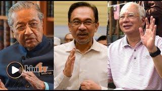 Dr M, Najib, Anwar jadi tumpuan - Sekilas Fakta 21 Sep 2018
