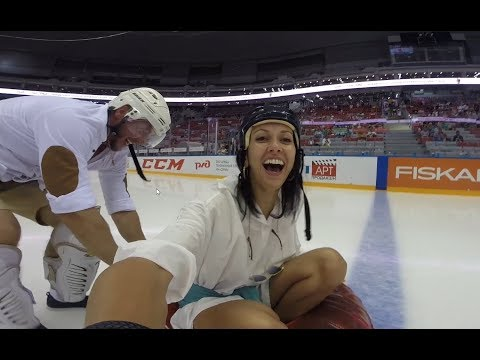 Самые яркие эмоции Sochi Hockey Open-2018