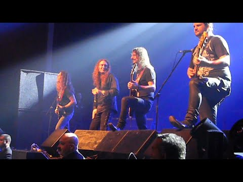 Angra - (extra Pós Show) Angels And Demons Com Fabio Lione - Curitiba Master Hall 26 09 2014 video