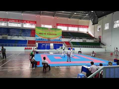 Tây Ninh - Kumite Karate 60kg nam (Châu)