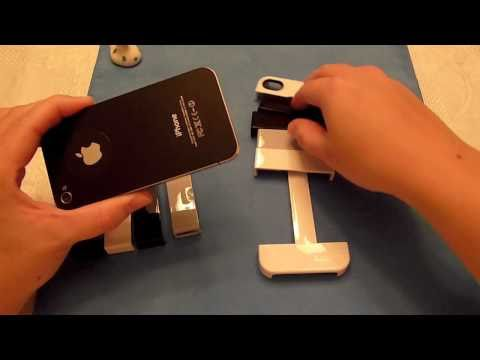iPhone 4 Case Review - Case-Mate Stacks