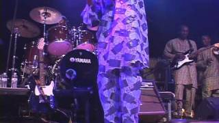 African Dance, King Sunny - Live In Concert, Atlanta USA, Clip TWO