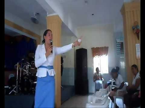 EVANGELISTA :INDIANA ACOSTA DE SANCHEZ-  PREPARACION DE GUERRERO 2