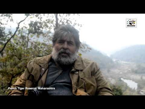 Valmik Thapar's Message to Forest Staff of Pench Tiger Reserve Maharashtra