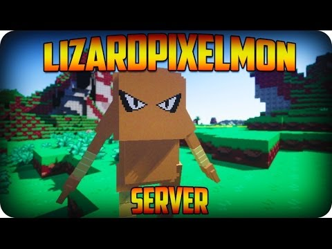 Minecraft Pixelmon:Lizard Pixelmon Server-Ep 14 SCOTT'S SEARCH FOR THE BEST FIGHTER!