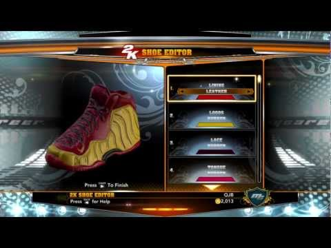 NBA 2k13 MyCAREER - How to Get Swagged out & Shoe Editor   MyPLAYER Store Team Shop MyPLAYER Closet