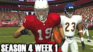 WHO CAN WE COUNT ON - MADDEN 2004 CARDINALS FRANCHISE VS BEARS