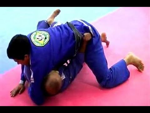DAN INOSANTO training BRAZILIAN JIU JITSU with JOHN MACHADO Image 1