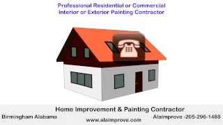 Painting Contractor Birmingham 205-296-1488