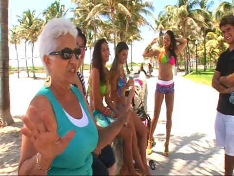 Arena Mix - Cuerpos esculturales en South Beach - ANTENA3.COM