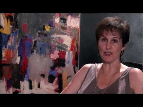 Julie Schumer - Abstract Expressionist Painter