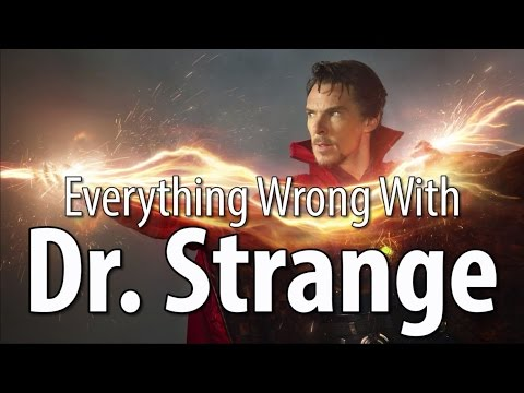 Everything Wrong With Dr. Strange In 15 Minutes Or Less en streaming