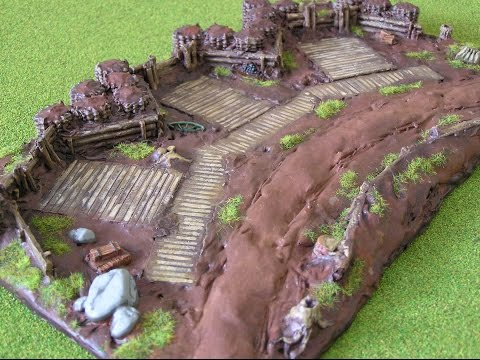 A Black Powder Era Redoubt
