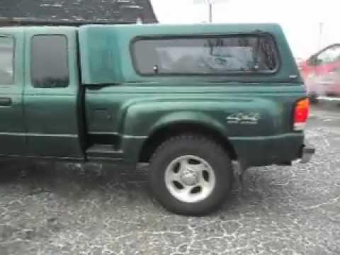 1999 Ford Ford Ranger Xlt Super Cab 4dr 4x4 Off Road 3 0