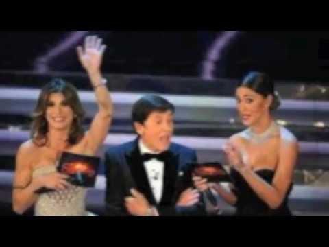 RADIO105-TUTTO ESAURITO.GALLI PIZZA E SQUALO SU BELEN CANALIS E IVANKA MRAZOVA A SANREMO 2012 parte2