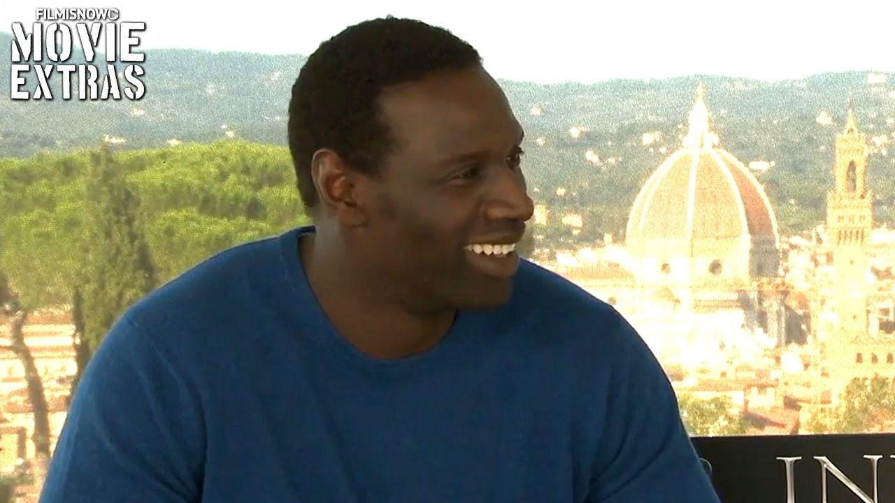 Inferno (2016) Omar Sy talks about his experience making the movie