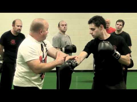 Jeet Kune Do Boxing Drills Image 1